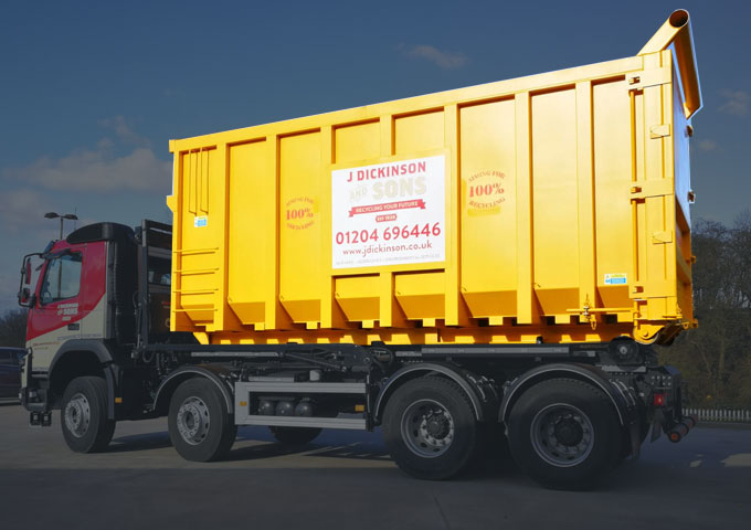 Commerical skip hire